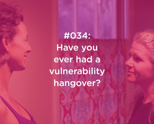 Have you ever had a vulnerability hangover?