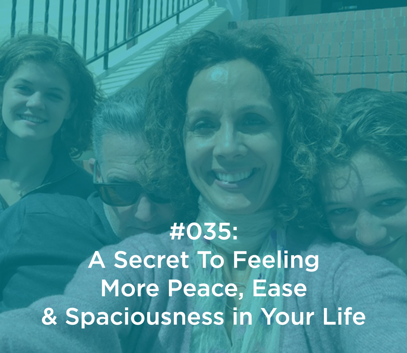 A Secret To Feeling More Peace, Ease & Spaciousness in Your Life