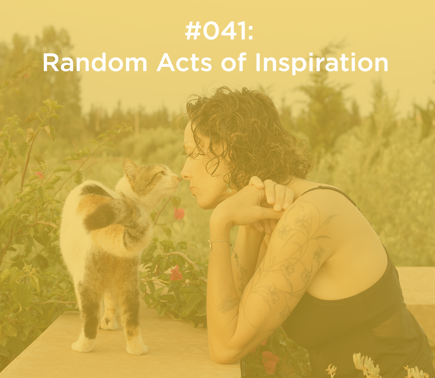 Random Acts of Inspiration