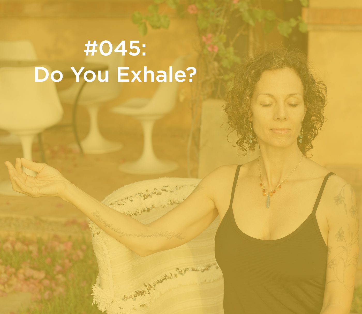 Do You Exhale?