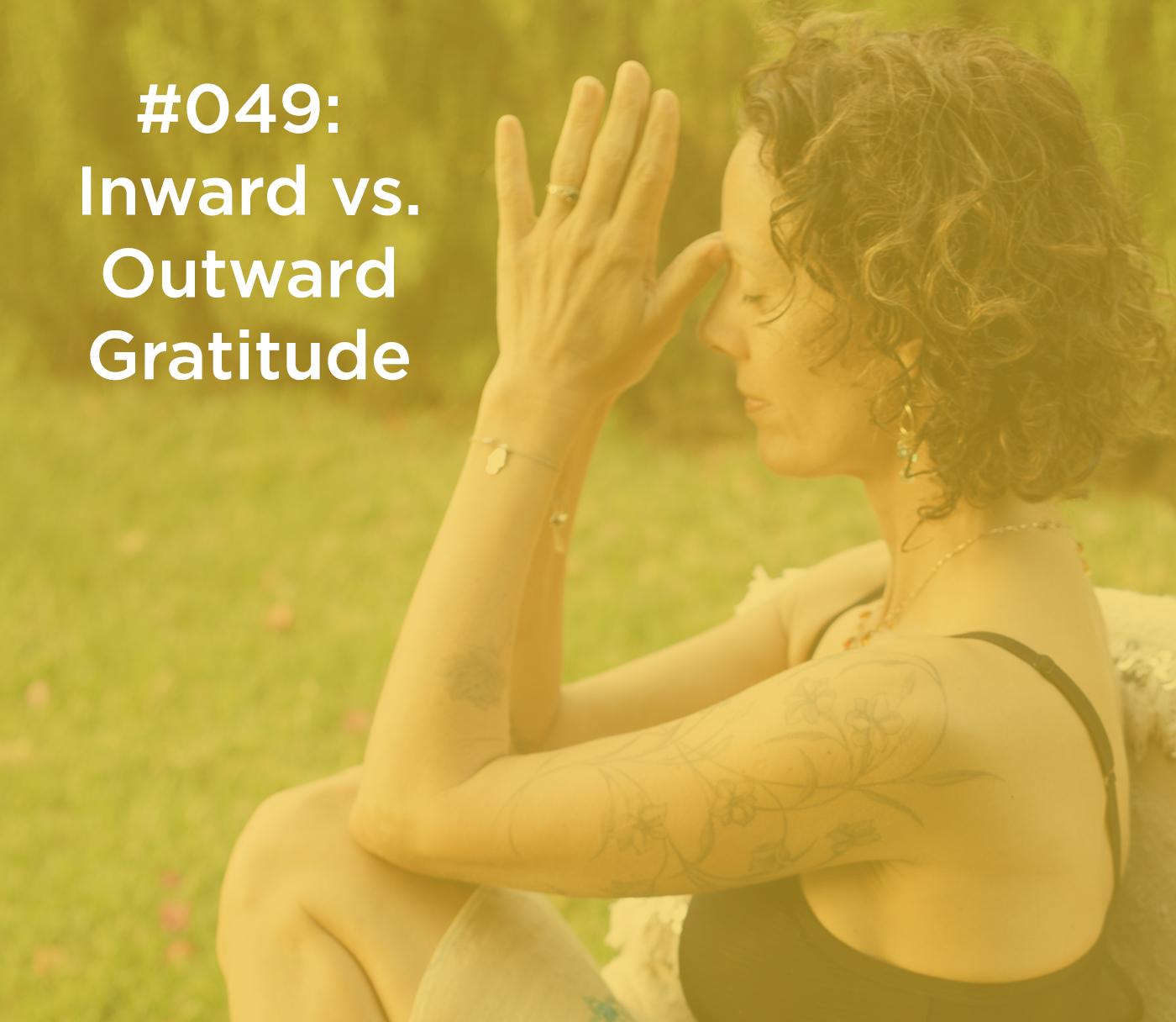 Inward vs. Outward Gratitude